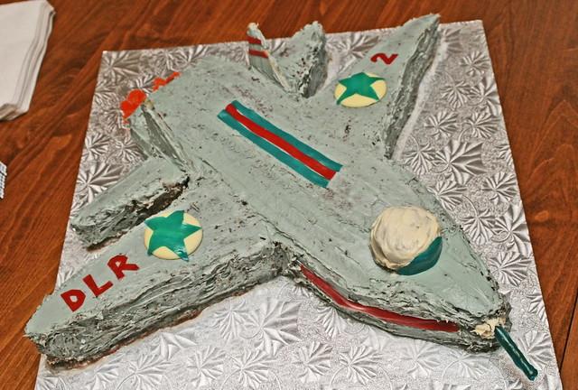 Birthday Cake Jet Blue President Responds