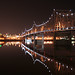 Downtown Peoria 3- Bridge by cdw9