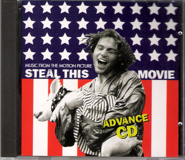 """Steal This Movie"" CD Soundtrack Advance Version Songs"
