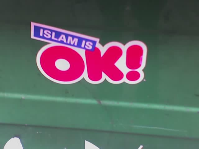 Islam is OK sticker