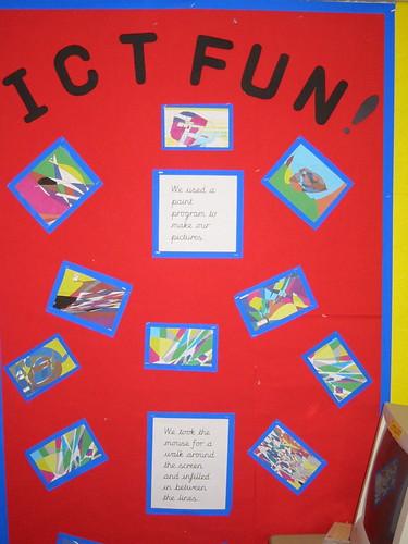 Ict Classroom Ideas ~ Classroom displays flickr photo sharing