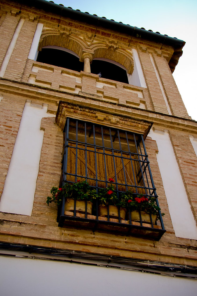 Around the city of Cordoba in Spain