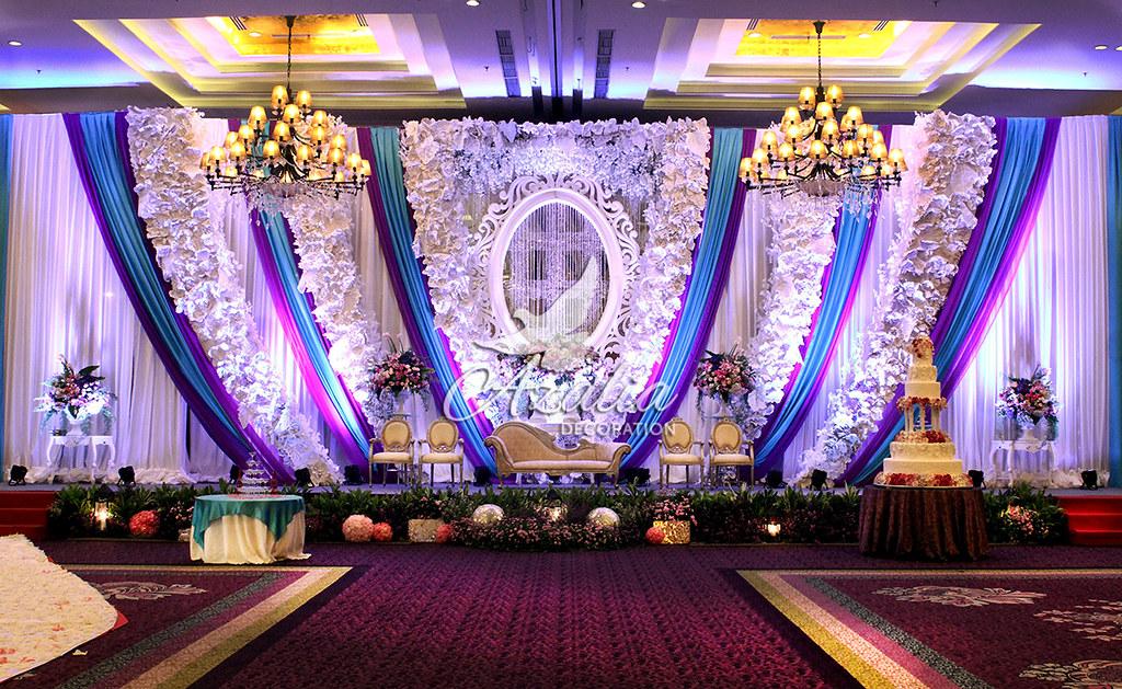 Azalia decorations most recent flickr photos picssr wedding decoration jakarta luxus junglespirit Choice Image