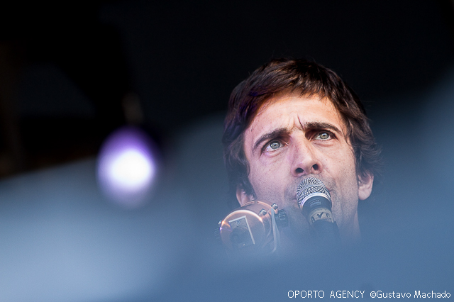 Manel Cruz - NOS Primavera Sound '15