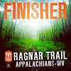 Aw yeah! It was the muddiest, toughest #trail #run ever! But I finished :-) #ragnartrailwv #running #persistence #mud #soup
