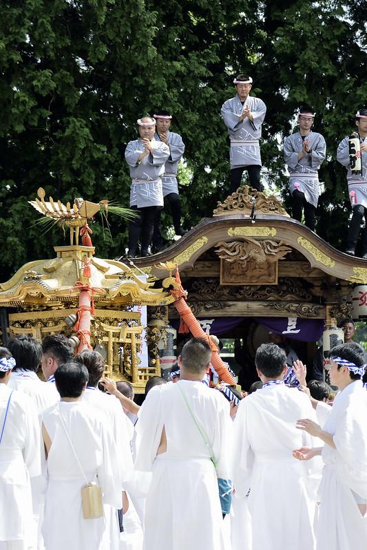 成田祇園祭7.10