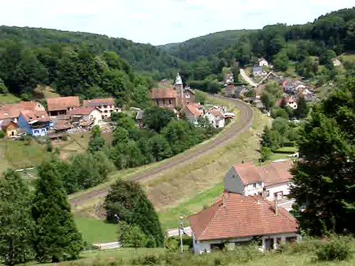 Video: SNCF X 73904 te Frohmuhl