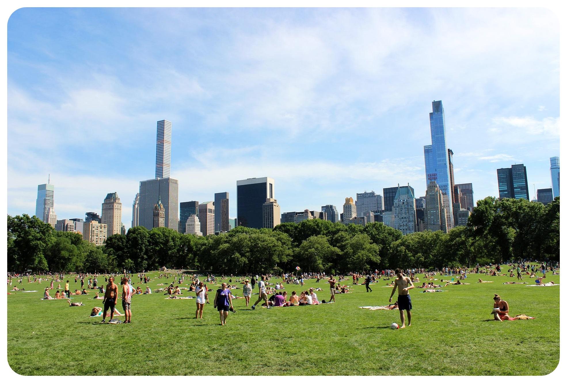 central park summer 2015