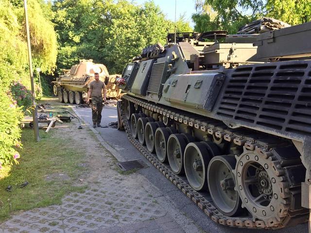 Panzer Panther Kiel