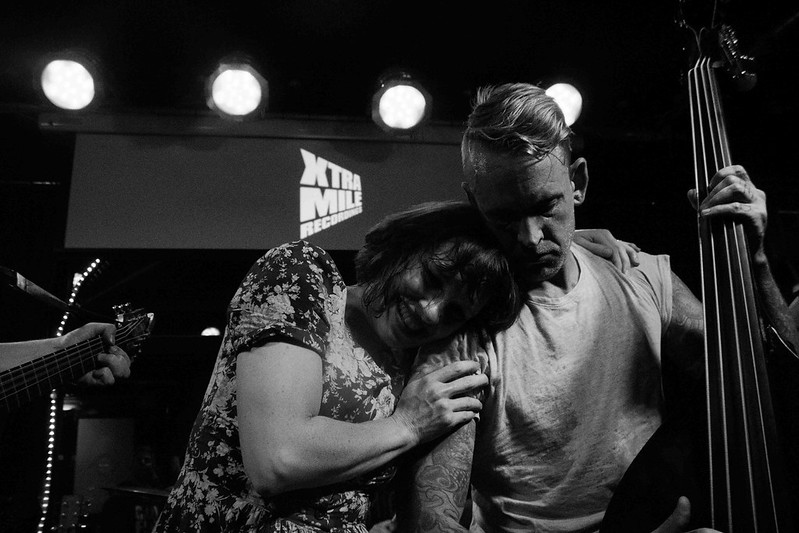 Album Review Skinny Lister The Devil The Heart The Fight