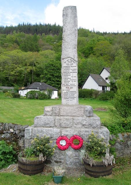 Invermoriston War Memorial