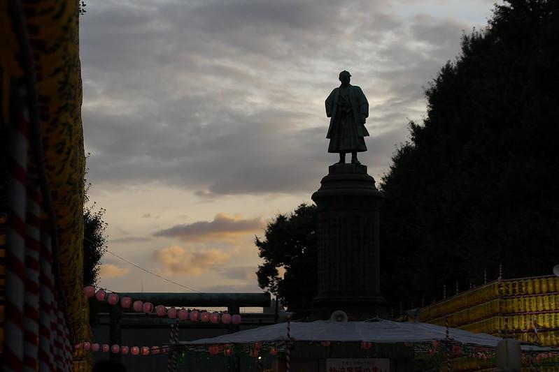 靖国神社みたままつり 2015年7月15日