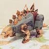 #Transformer #Dinobots #Snarl