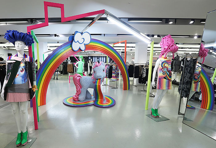 The World of Fyodor Golan x My Little Pony at Selfridges_2