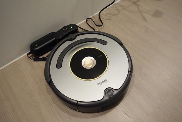 iRobot Roomba 630 掃地機器人開箱心得
