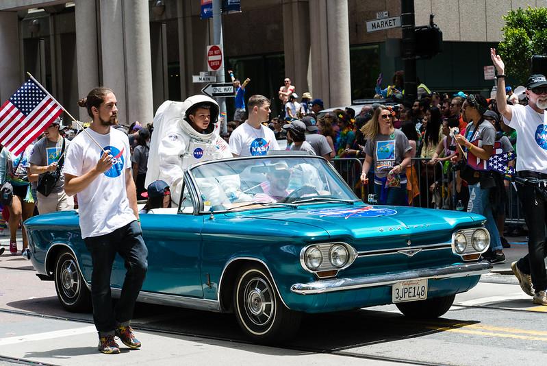 San Francisco Pride / NASA Ames Research Center