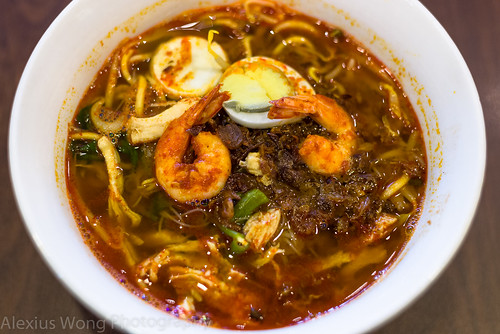Penang Shrimp Noodles