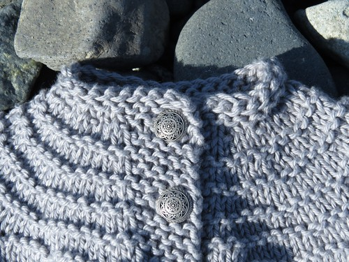 fo: 5 Hour (err..Month) Baby Sweater