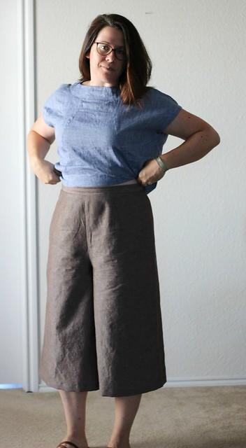 aug 11 style arc culottes waist