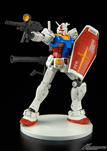 HG《機動戰士鋼彈》1/144 RX-78-2 初鋼「Ver. GFT REVIVE EDITION」