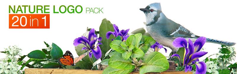 Nature Logo Pack top