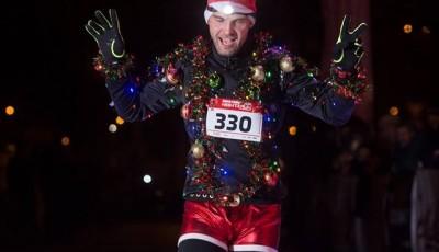 Christmas Night Run Praha s rekordní účastí
