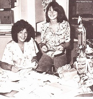 Pat & Sue Johnstone (Queen Fan Club)