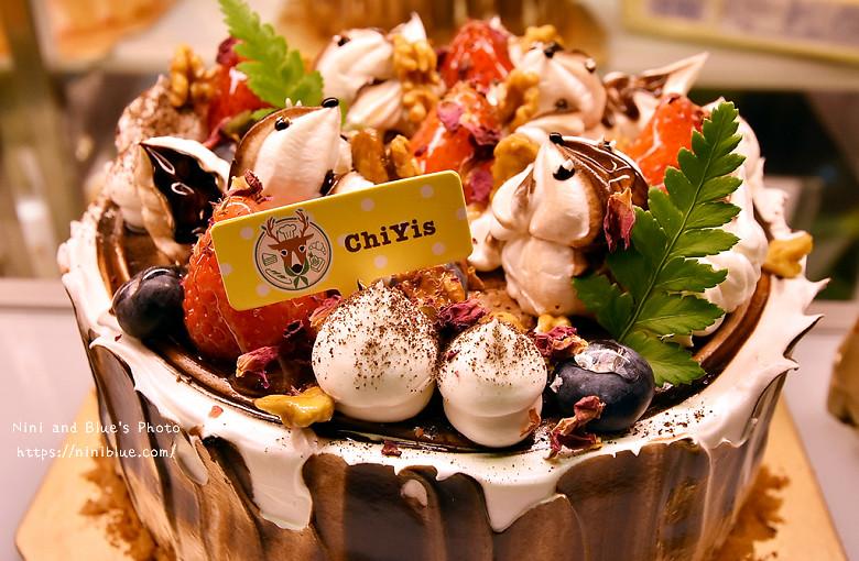 齊益烘焙坊台中公益路重乳酪蛋糕甜點06