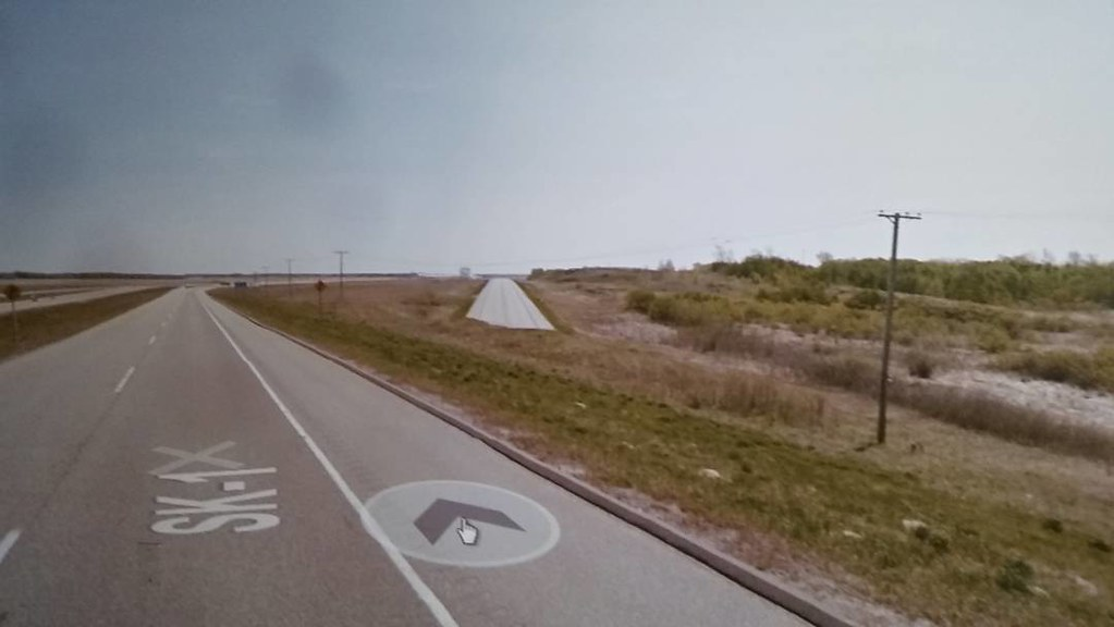 Stopping short in Broadview, SK. #ridingthroughwalls #xcanadabikeride through #googlestreetview #saskatchewan