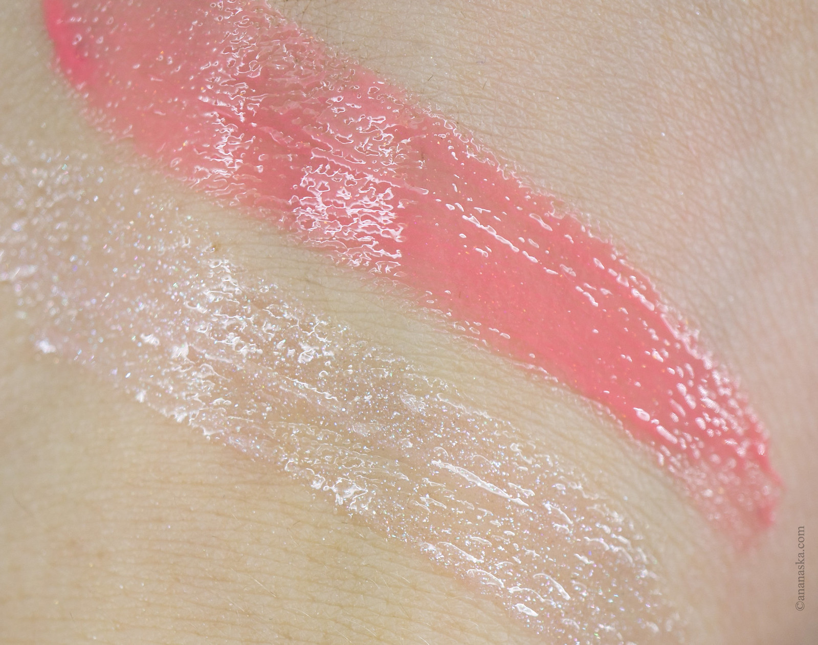 Pink Muse Miss Pupa Gloss 206, 208