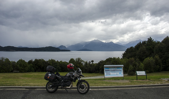 Manapouri, New Zealand.