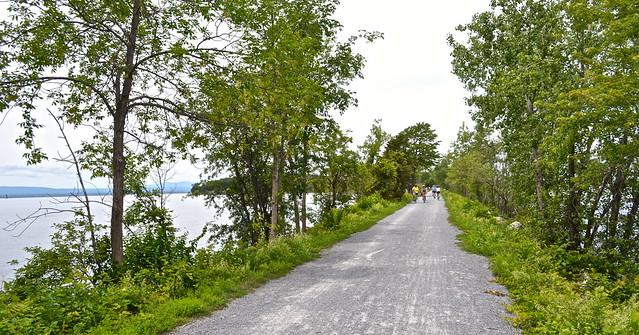 lake champlain causeway - burlington vermont