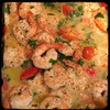 #linguine #shrimp #aglioeOlio #homemade #CucinaDelloZio - salt n pepper