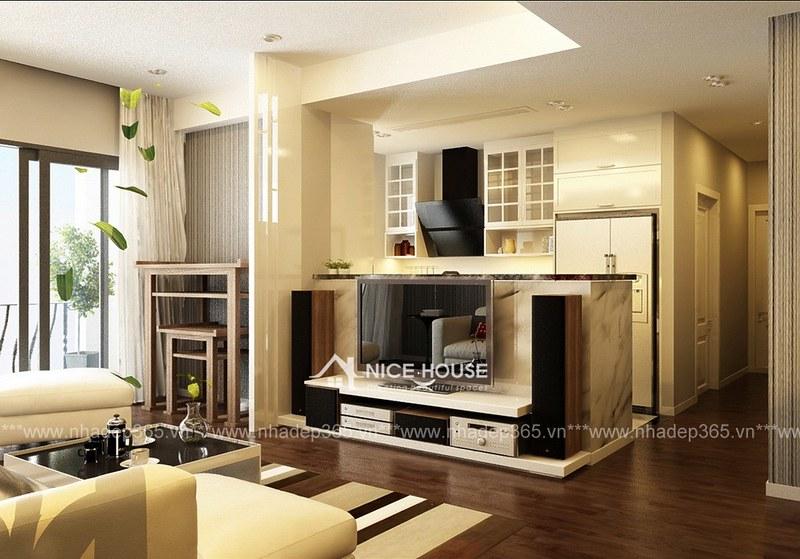 Thiết kế nội thất nhà anh Minh - Ngọc Khánh_06