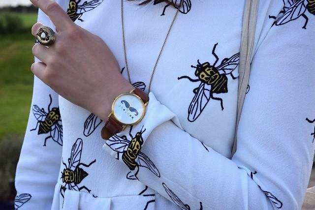 Bees dress