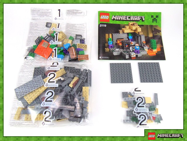 Review - 21119 LEGO Minecraft The Dungeon από EUROBRICKS 19839983406_c927df2afd_z