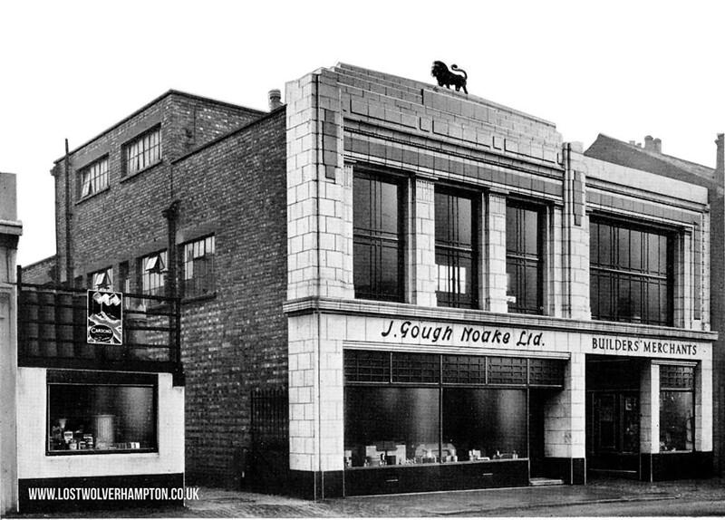 J Gough Noake Ltd