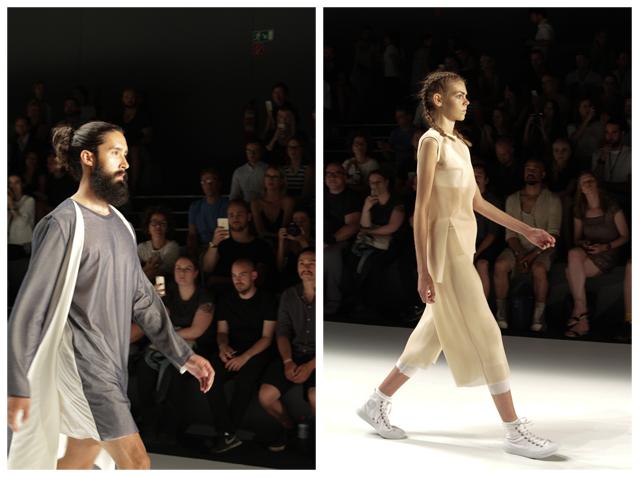 Mercedes Benz Fashion Week 2015: Vektor / Bianca Fleisch / One Wolf