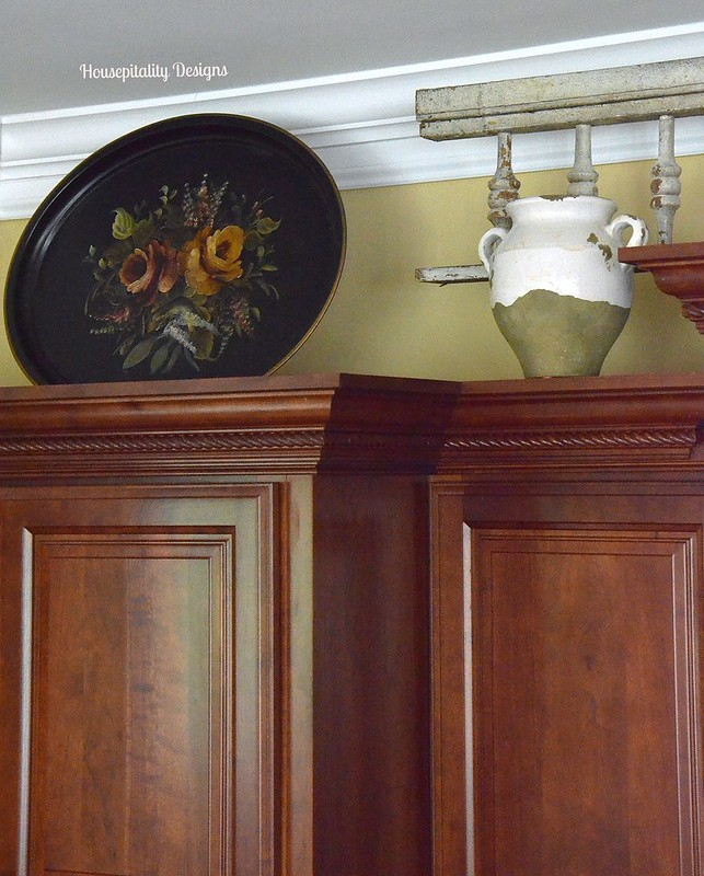 Kitchen - Vintage Architectural Piece - Housepitality Designs