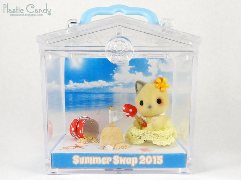 Sylvanian Summer Swap 2015