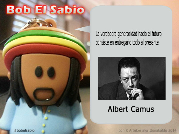 Bob El Sabio. El Presente