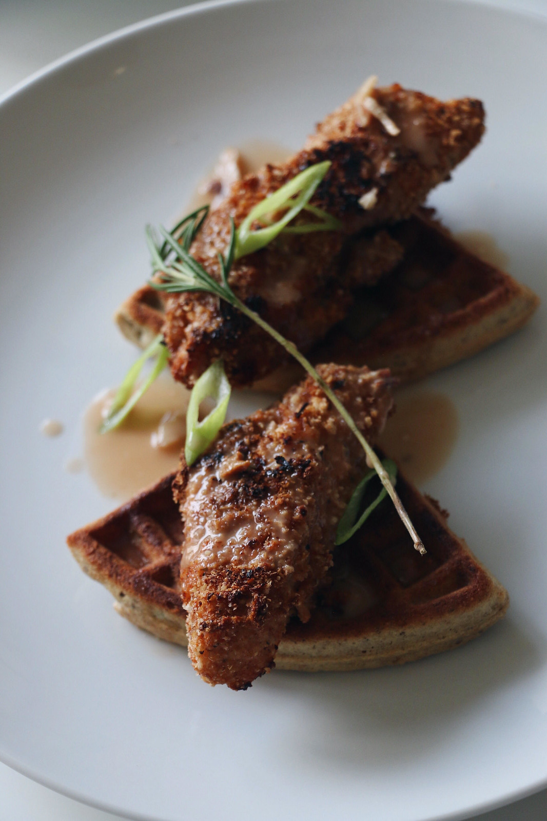 chicken & waffles 7