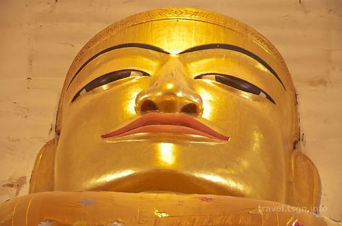 【写真】世界一周 : マヌーハ寺院