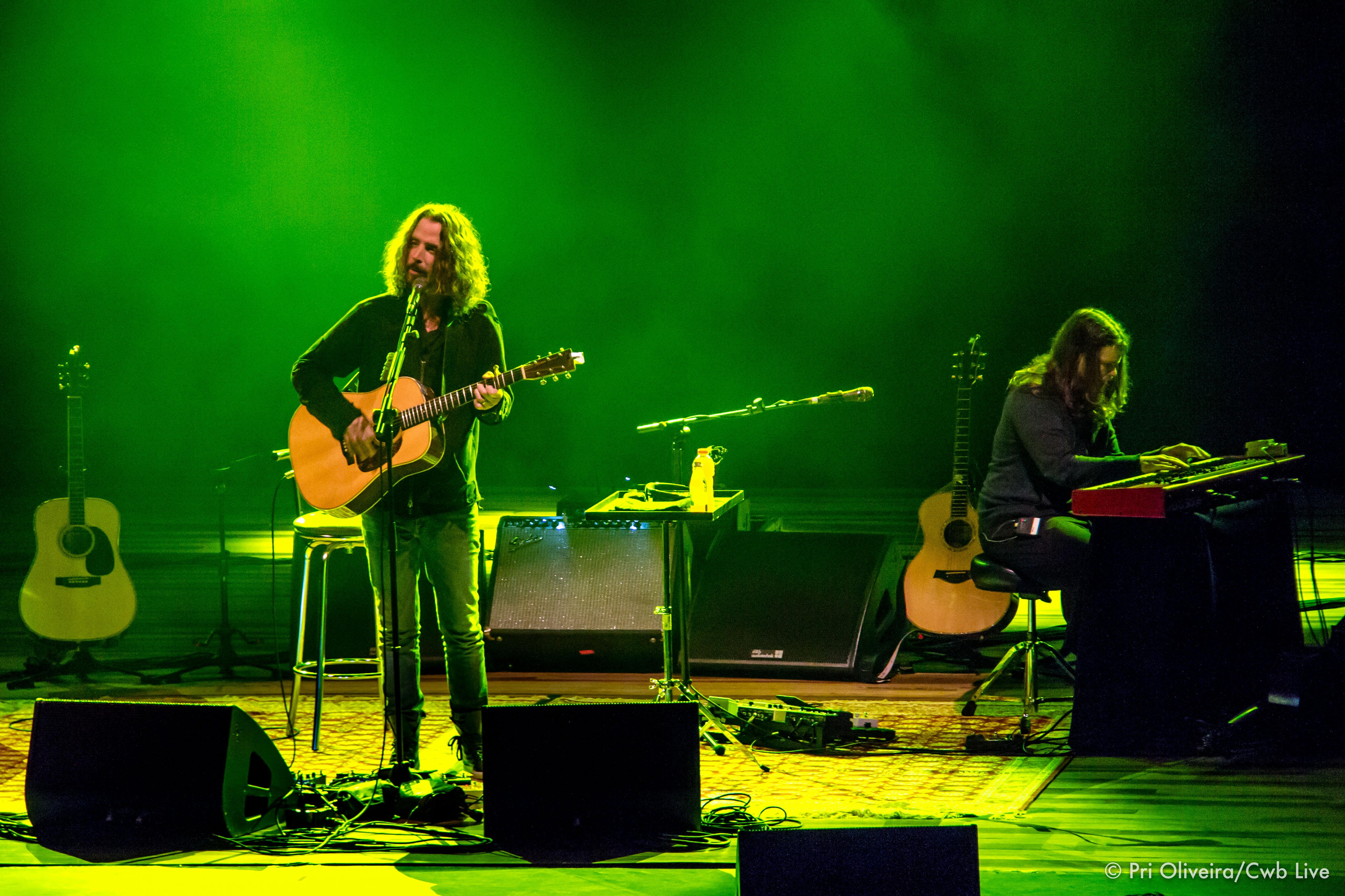 Chris Cornell - Ópera de Arame - 09/12/2016
