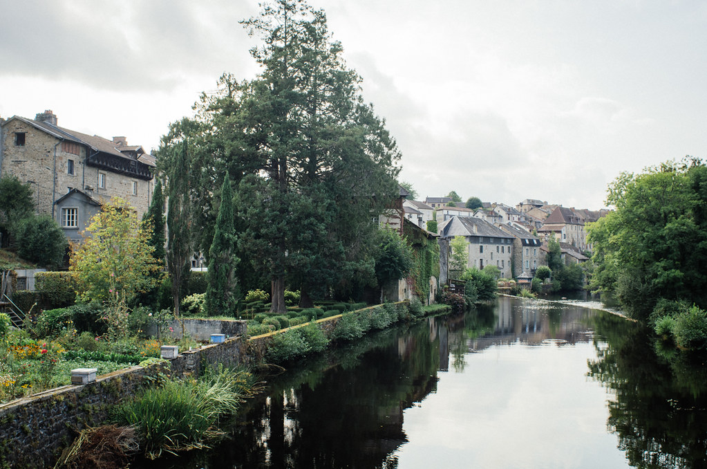 Balade sur le plateau de Millevaches - Corrèze - Carnet de voyage France