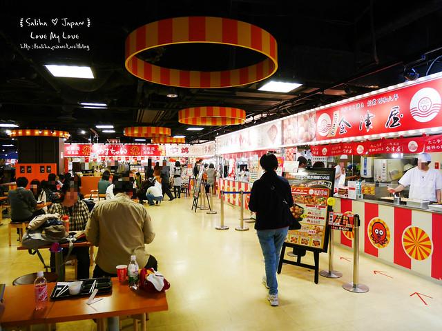 東京景點台場一丁目商店街台場美食 (24)