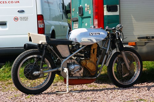 Seeley-Matchless 500