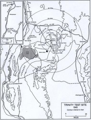 Trinity Test Site (Jones)
