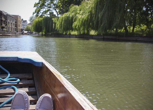 Punting @ Cambridge