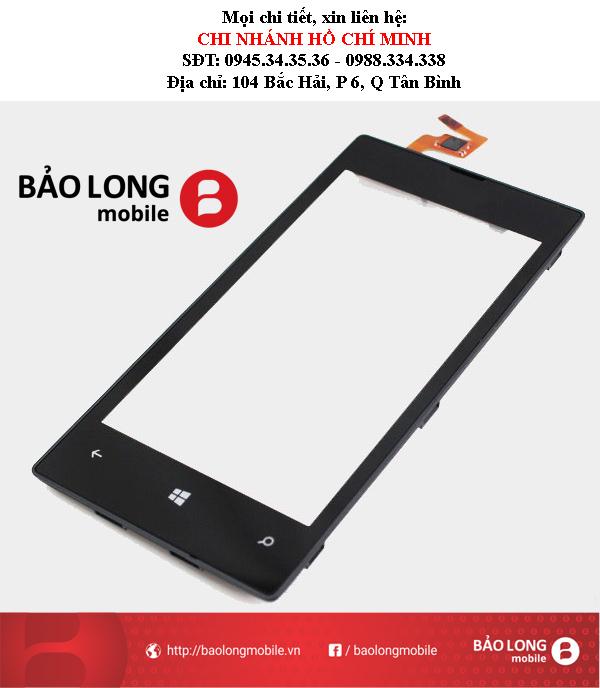 Cảm ứng ở Lumia 1520 - Tại sao lại xài không nhạy và biện pháp xử lý ở tại SG